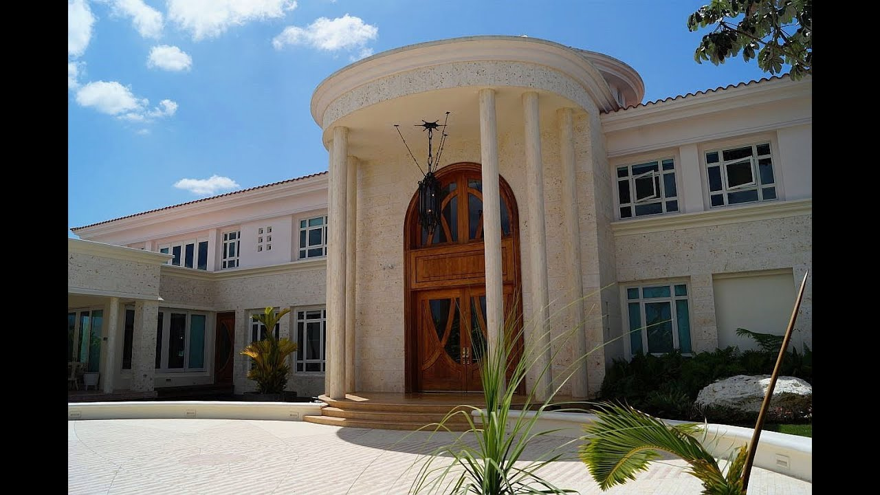luxury home sale san juan puerto rico montehiedra youtube