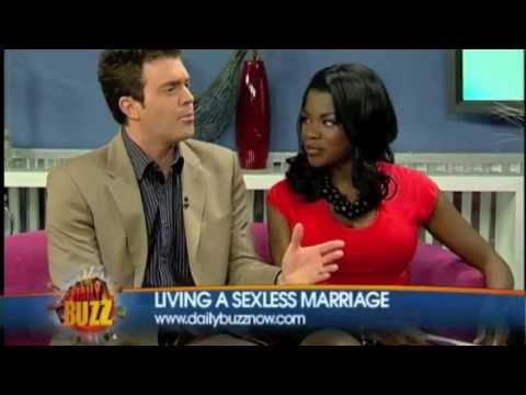 Orlando Marriage Therapist | Sexless Marriages | Daily Buzz TV Video