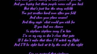 Airplanes-B.o.B feat. Hayley Williams+Lyrics