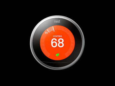 Nest Thermostat 3rd Generation Installation & Setup