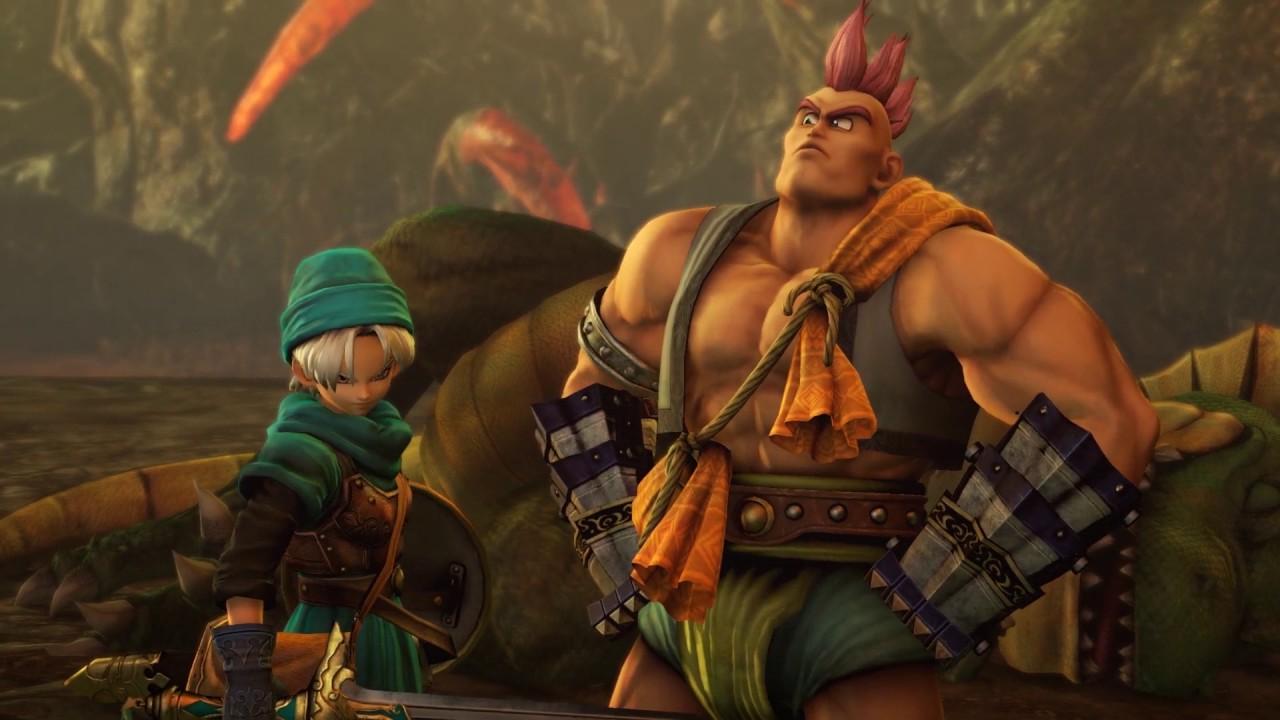 Meet Dragon Quest Heroes II's Heroes in These New Meet the Heroes