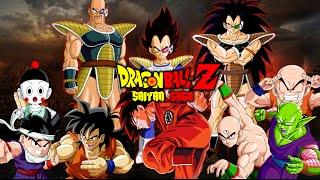 Dragon Ball Z Devolution: Saga Saiyan #1