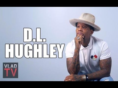 D.L. Hughley on Argument with Bill Cosby: