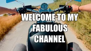 Welcome to the Best Motovlog Channel Ever LOL JK | Channel Trailer