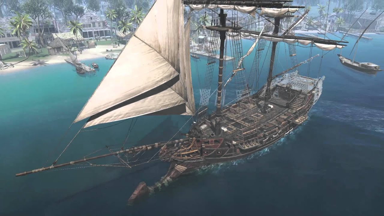 Assassin S Creed Iv Black Flag Upgrading The Jackdaw Tips