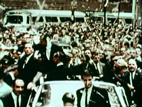 Nixon capitalizes on Chicago DNC protest 1968
