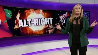 Feelin' Alt-Right (Act 1, Part 1) | Full Frontal with Samantha Bee | TBS