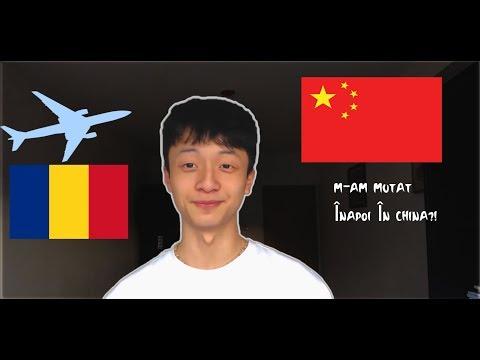 M-AM MUTAT ÎNAPOI în CHINA?!