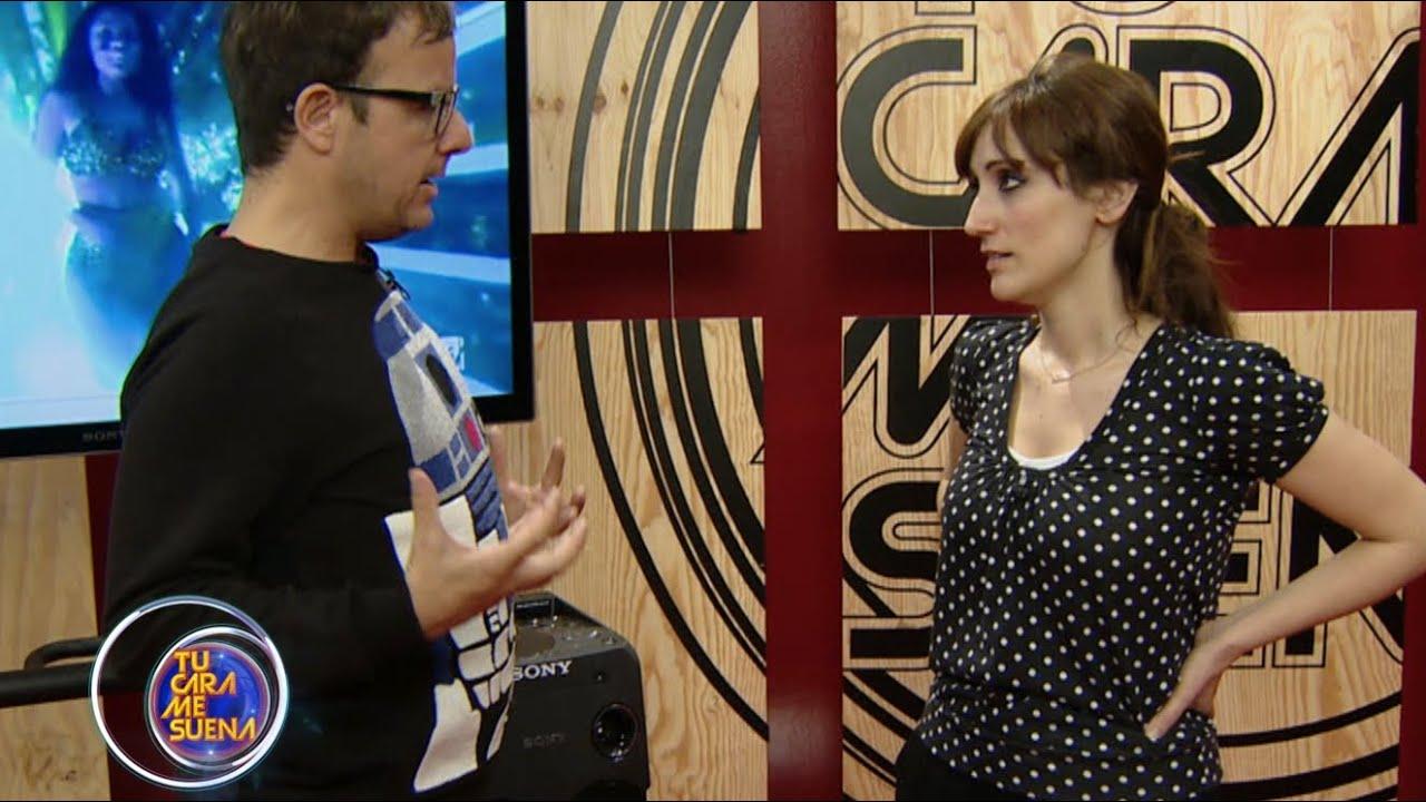 Anabel Alonso Tetas tetas y culo con ana morgade - tcms4