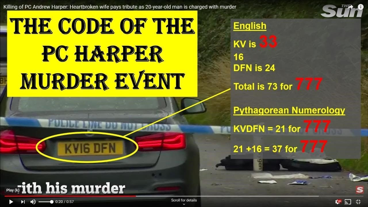 The Code of The Berkshire PC Murder