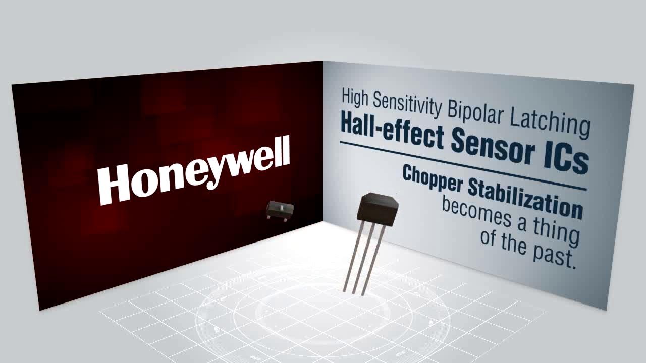 Bipolar Hall Effect Sensor Ic Overview Honeywell Productivity Wiring