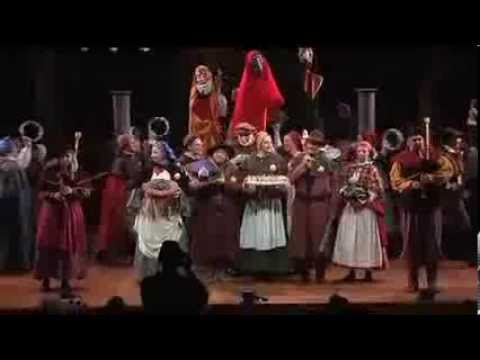 Greater Boston Review: The Christmas Revels
