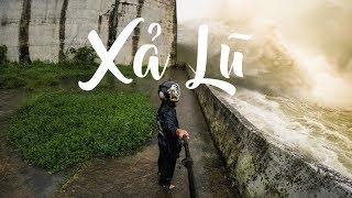 Cận cảnh 8 Cửa Xả Lũ Đập Thủy Điện Hòa Bình 11/10/2017 - Nếm TV