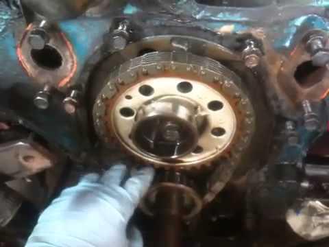 4 0 Sohc Engine Diagram Ford Fe 390 Cam Chain Slack Youtube