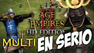 AGE OF EMPIRES 2 HD Edition - MULTIJUGADOR EN SERIO