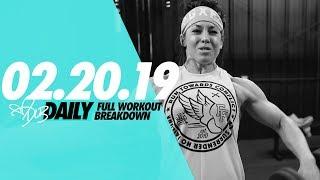 02.20.19 DELTS   FULL BREAKDOWN #DLBDAILY