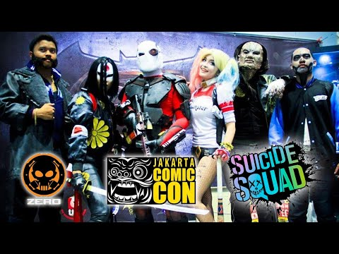 Jakarta Comic Con (JCC) 2015 Cosplay Music Video