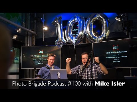 Mike Isler - Aerial Photo Technician - Photo Brigade  Podcast #100
