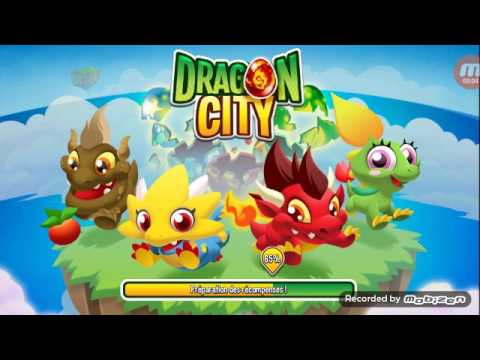 Dragon city episode 1 (Tunisian player )