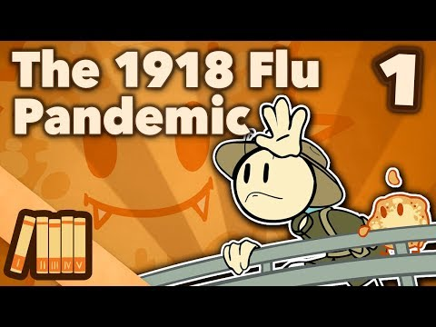 The 1918 Flu Pandemic - Emergence - Extra History - #1