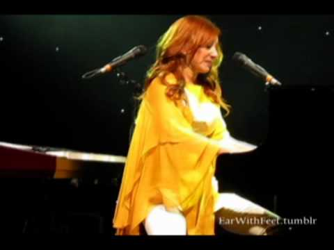 Tori Amos - Take on Me [A-ha cover] (Live in Oslo, 2011)