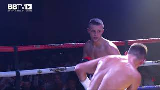 JAKE JAMES VS KAMIL MLODZINSKI ON CONTENDER-VIP SHOW