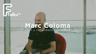 Entrevista a Marc Coloma - CEO & Co-founder Heura Foods - Ftalks'20 (KM ZERO Food Innovation Hub)