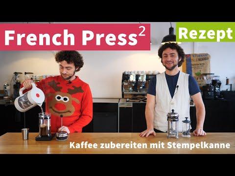 French Press Rezept