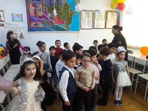 03 12 2019 DTV Mehdiabad qəsəbə 4 nömrəli məktəbdə sosial layihə həyata keçirilib 2