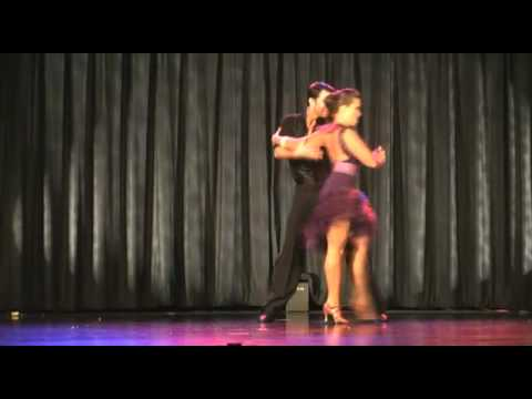 Anya & Christian Sway - Swing Routine