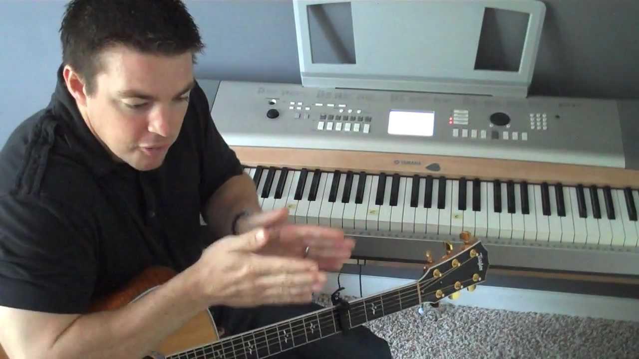 Transposing Chords With Capo Matt Mccoy Youtube