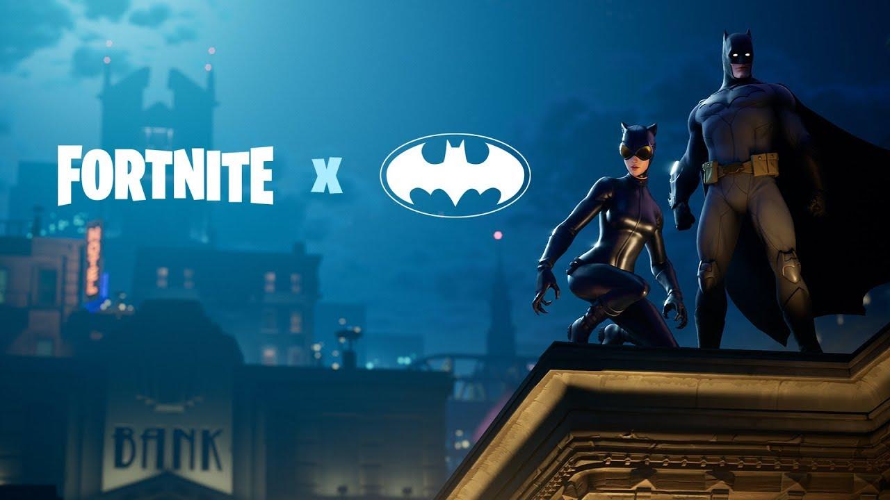 フォートナイト』×『バットマン』コラボが開催! ゴッサム