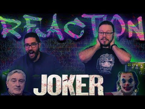 JOKER (2019) MOVIE REACTION!!