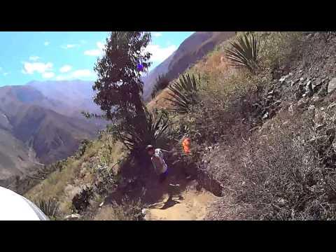 Desafio Huarochiri 2da Fecha - Callahuanca - Bajada de la Muerte! UNCUT