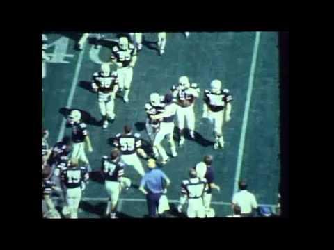1970 Auburn vs  Tennessee