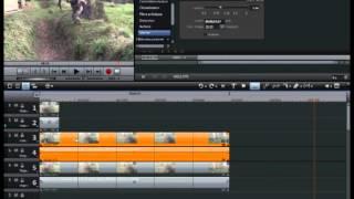 Magix Video Deluxe 17 PREMIUM réalisé un beau ralenti