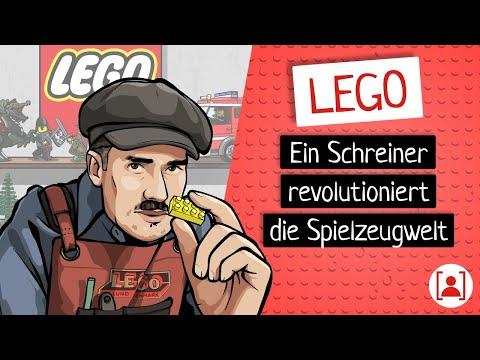 Bevor Lego berühmt wurde… | KURZBIOGRAPHIE