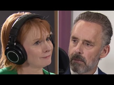 """""""I'm Actually an Expert"""" Jordan Peterson EMBARRASSES BBC Journalist ON ADDERALL"""
