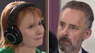 """I'm Actually an Expert"" Jordan Peterson EMBARRASSES BBC Journalist ON ADDERALL"