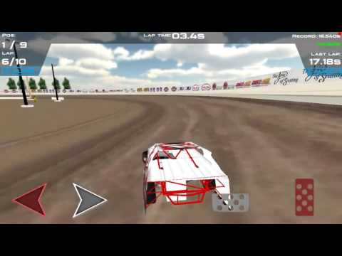 DirtTrackin' Replay at USA RACEWAY with Modifieds
