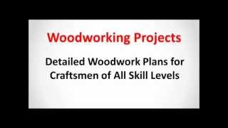 Woodworking Projects - 16,000 Woodwork Plans