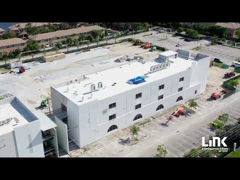 Link Construction Group - Pinecrest Glades Academy Phase III -  May to July 2020