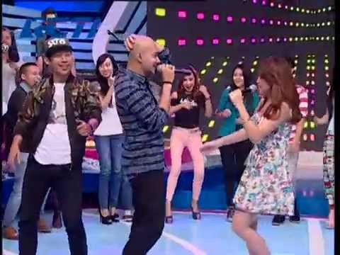 Download lagu Mp3 Ayu Ting Ting Feat Hussein Idol - Minyak Wangi - dahSyat 06 Juni 2014