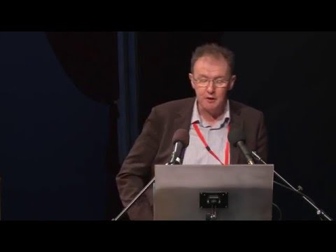 The Theatre of Change Symposium day two – Prof. Joseph Cleary: Modernist Ireland