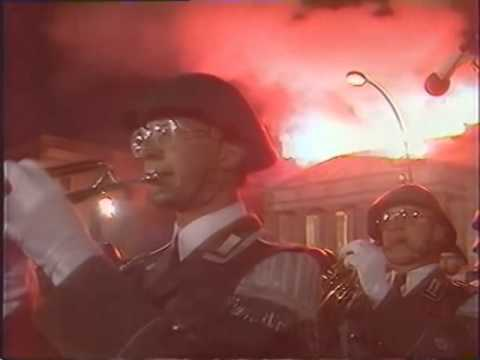 DDR Hymne East Germany Anthem GDR Öst Berlin 1988