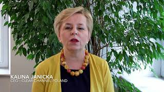 Clear Channel Poland CEO talks Amscreen
