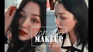 Корейский макияж / Korean makeup / 청초한 레드립 메이크업