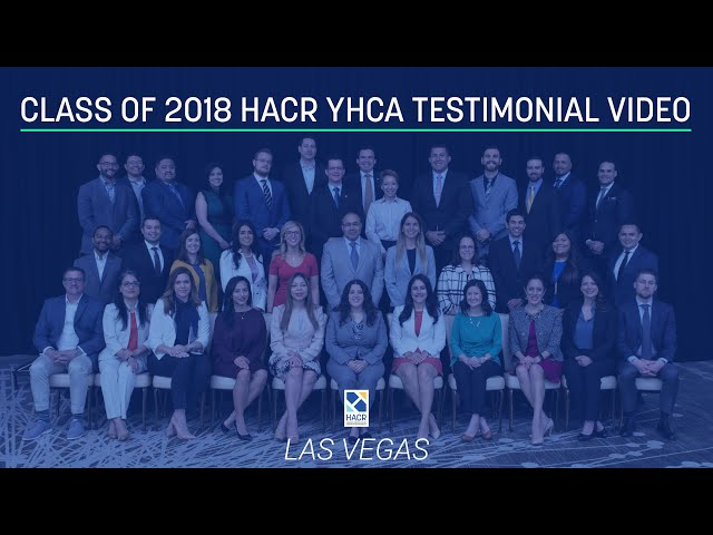 2018 HACR Young Hispanic Corporate Achievers™