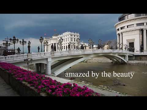 Fall in Love in Skopje