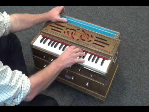 Regular Bombay Harmonium